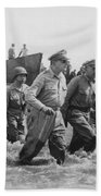 General Douglas Macarthur Returns Beach Towel by War Is Hell Store
