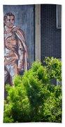 General Nathanael Greene Mural Beach Towel
