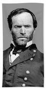 General William Tecumseh Sherman Beach Sheet