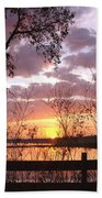 Gentle Morning In The Grove Beach Towel