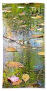 Gentle Nature Beach Towel