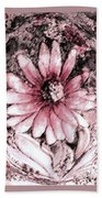Gentle Thoughts Beach Towel