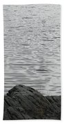 Gentle Waters Beach Towel