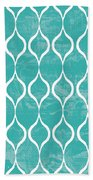 Geometric 3 Beach Towel