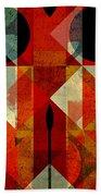 Geomix-04 - 39c3at22g Beach Towel
