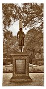 George Washington, Charleston,sc Beach Towel