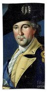 George Washington Beach Towel