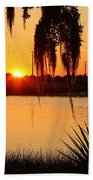 Georgia Sunset Beach Sheet