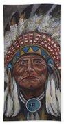 Geronimo Beach Towel