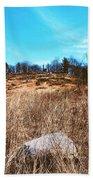 Gerttysburg Series Little Round Top Beach Towel