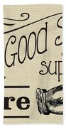 Get Good Stuff Beach Towel