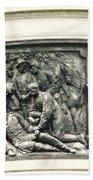 Gettysburg Monument Beach Towel