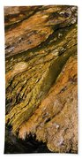 Geyser Basin Springs Beach Towel