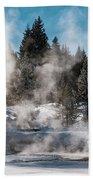 Geyser Trail Beach Towel