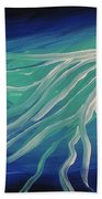 Ghost Of The Sea Beach Towel
