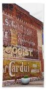 Ghost Signs In Radford Virginia Beach Sheet