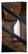 Ghosts In The Tower  Beach Towel