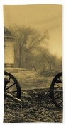 Ghosts Of Vicksburg Beach Towel