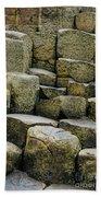 Giant's Causeway #2 Beach Towel