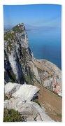 Gibraltar Beach Towel