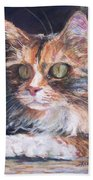 Ginger - Ly Beach Towel