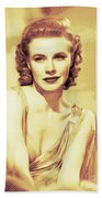 Ginger Rogers, Hollywood Legends Beach Towel
