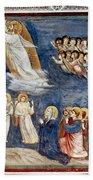 Giotto: Ascension Beach Towel