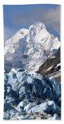 Glacier Bay Alaska Photograph Beach Towel
