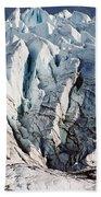 Glacier Detail Beach Towel