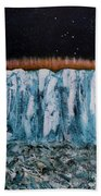 Glacier Beach Towel