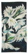 Gladioli Beach Towel