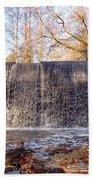 Gladwyne - Dove Lake Waterfall Panorama Beach Towel
