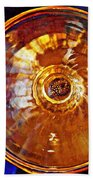 Glass Abstract 577 Beach Towel