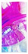 Glass Abstract 602 Beach Towel