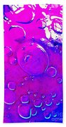 Glass Abstract 605 Beach Towel
