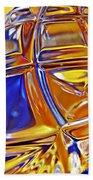 Glass Abstract 768 Beach Towel