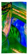 Glass Menagerie Beach Towel
