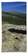 Glen Boulder Trail - White Mountains New Hampshire Usa Beach Towel