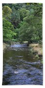 Glendasan River. Beach Towel