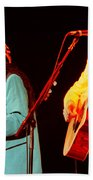 Glenn Frey Joe Walsh-1030 Beach Towel