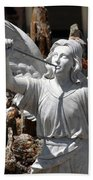 Gloria In Excelsis Deo Beach Towel