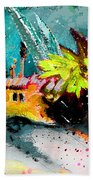 Glory Of Nature Beach Towel