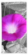 Glory Pink Beach Towel