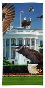 Gods Generals In Washington Beach Towel