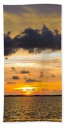 God's Signature Beach Towel