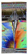 Going Cruising Beach Towel
