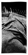 Gojira Beach Towel