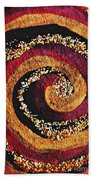 Gold And Glitter 56 Beach Towel