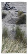 Gold Beach Oregon Beach Grass 15 Beach Towel