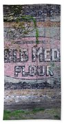 Gold Medal Flour Beach Towel